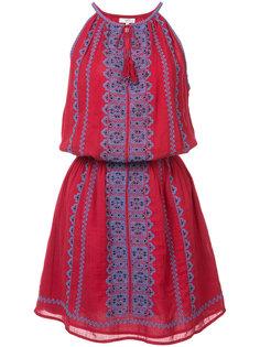 приталенное короткое платье Joie