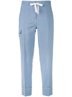 укороченные джинсы Thom Browne