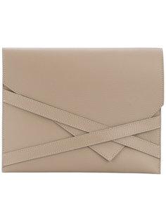 клатч-конверт Eleventy