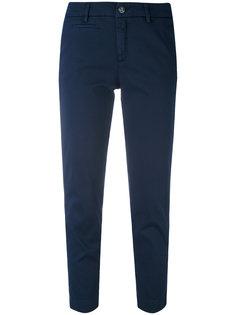 укороченные брюки в стиле casual Peuterey