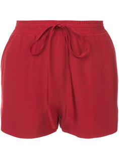 шорты с поясом на завязках Robert Rodriguez