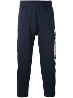 спортивные брюки с полосками по бокам Adidas Originals