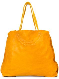 объемная сумка-тоут Guidi