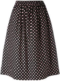 polka dot midi skirt Comme Des Garçons Girl