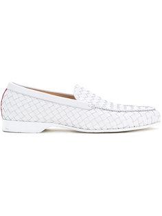 woven loafers Loveless
