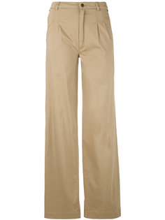 широкие брюки Veronique Branquinho