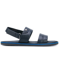 сандалии с двумя ремешками Baldinini