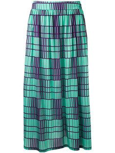 юбка с завышенной талией Laura Urbinati