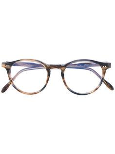 очки с круглыми линзами Pantos Paris