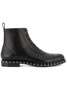 ботинки Valentino Garavani Soul Rockstud Valentino