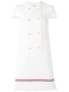 двубортное платье  Thom Browne