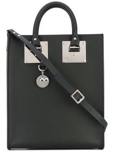 миниатюрная сумка-тоут Albion Sophie Hulme