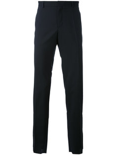 slim fit trousers Maison Kitsuné
