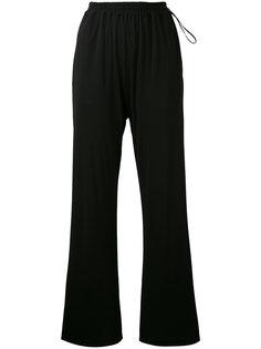 эластичные брюки Jil Sander