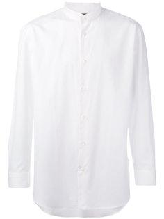 рубашка с воротником-мандарин Issey Miyake Men