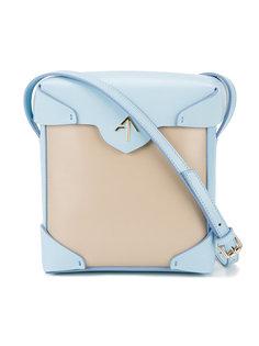 двухцветная сумка через плечо Pristine Manu Atelier