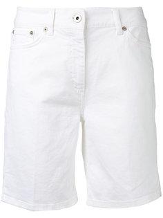 джинсовые шорты прямого кроя Dondup