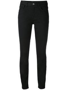 укороченные джинсы кроя скинни A.P.C.