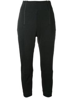 брюки с двумя молниями Y-3