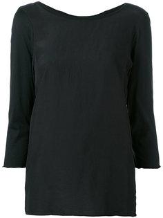 блузка с рукавами три четверти Kristensen Du Nord