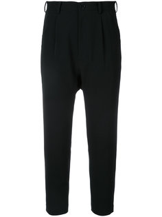 укороченные брюки с плиссировкой En Route