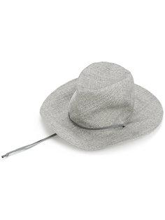 ковбойская шляпа с завязками Kijima Takayuki