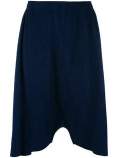 брюки с заниженной проймой Issey Miyake Cauliflower