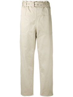 belted trousers Ter Et Bantine