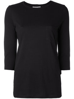 pocketed top Helmut Lang