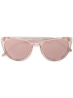 """солнцезащитные очки 136 C30 в оправе """"кошачий глаз"""" Linda Farrow"""