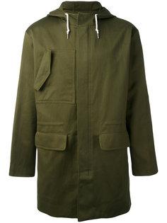 куртка в стиле милитари A.P.C.