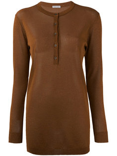 long-sleeved top Tomas Maier