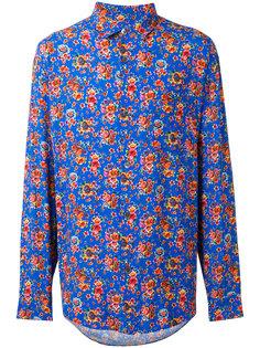 рубашка с цветочным принтом Our Legacy