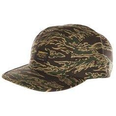 Бейсболка пятипанелька Carhartt Wip Military Cap Camo Tiger Laurel