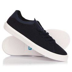 Кеды кроссовки низкие Native Monaco Low Non Perf Regatta Blue/Shell White
