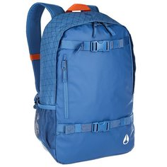 Рюкзак спортивный Nixon Smith Skatepack Ii Vivid Blue