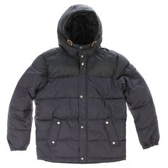 Куртка зимняя детская Quiksilver Woolmore Dark Heather An Grey