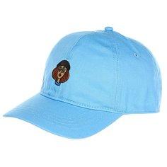 Бейсболка классическая Запорожец Mama Blue