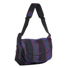 Сумка женская Dekline Girls Messenger Bag Twp/Black