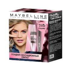 Глаза Maybelline New York