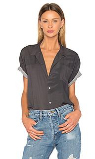 Teenage riot shirt - DOUBLE RAINBOUU