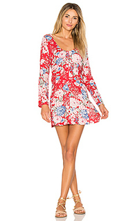Alice sleeved play dress francis floral - AUGUSTE