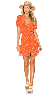 Lilly day dress classic polka dot - AUGUSTE