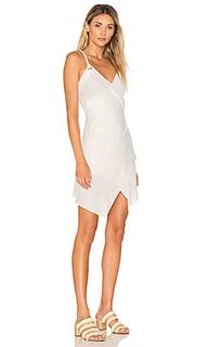 Платье с перекрестными шлейками desert wanderer - MINKPINK