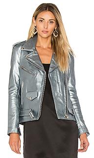 Кожаная байкерская куртка easy rider - Understated Leather