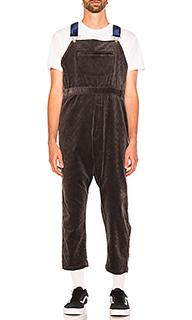 Corduroy overall - CLOT
