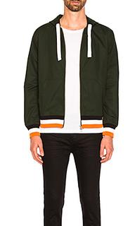 Military zip up hoodie - CLOT