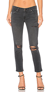 Dylan ankle zip boyfriend - James Jeans