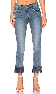 Sneaker straight fray - James Jeans