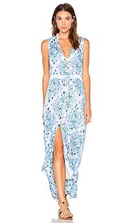 Платье с асимметричным подолом heaven - Tiare Hawaii